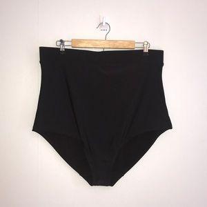 Lane Bryant NWT Black Swim Suit Bottoms
